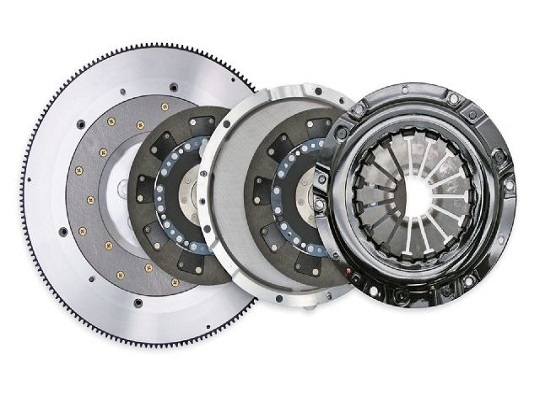 Clutch & Associated Parts