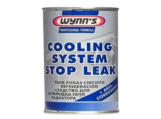Cooling System Treatment