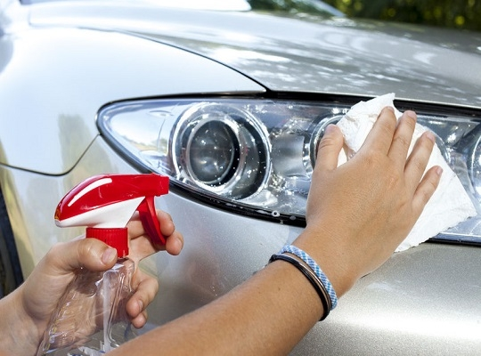 Headlight Cleaning Systems