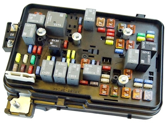 Fuses & Relays