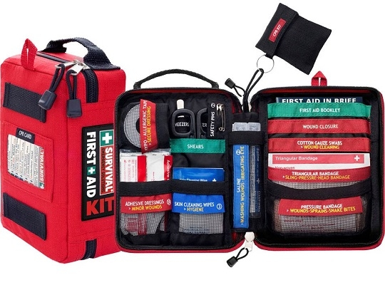 Garage First Aid Products