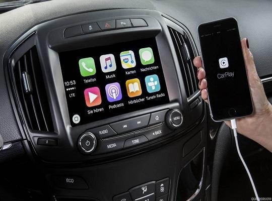 In-Car Tech