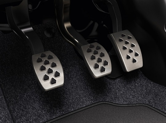 Pedals & Pedal Rubbers