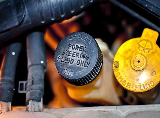 Steering Fluid