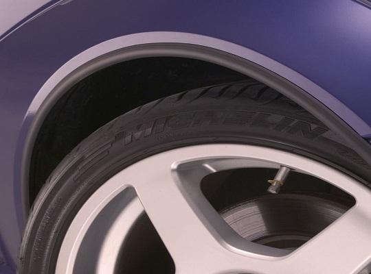 Wheel Archs