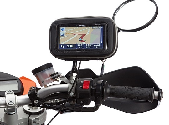 Sat Nav - Motorcycle