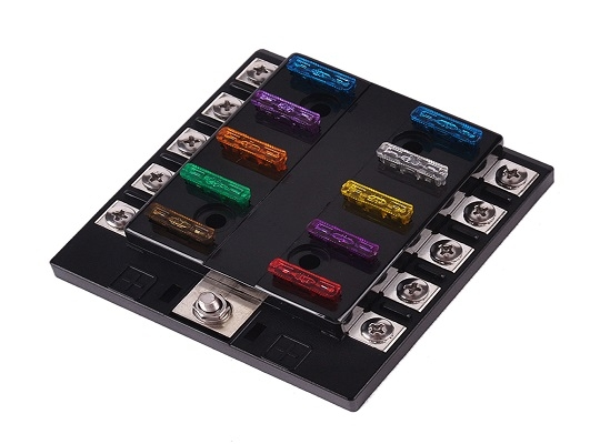 Universal Fuse Boxes
