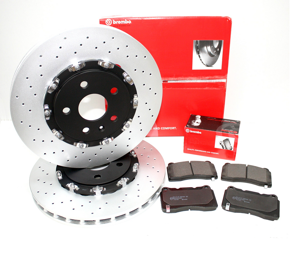 Pad Kit Disc Brake 2009-Now Front Kit For Opel Insignia