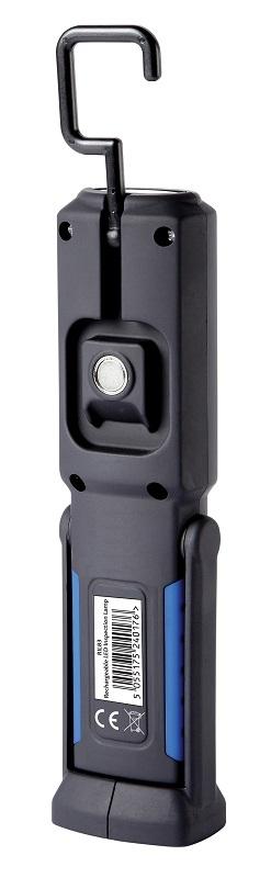Anneau rechargeable COB DEL Lampe torche d/'urgence travail lumière magnétique flexible USB