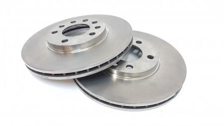 Automega 280mm Front Brake Disc Set 120068210