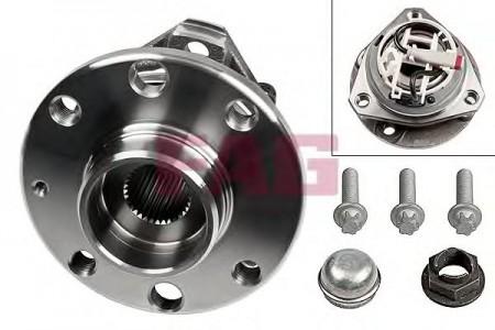 FAG Front Wheel Bearing Kit - Gen 3.2