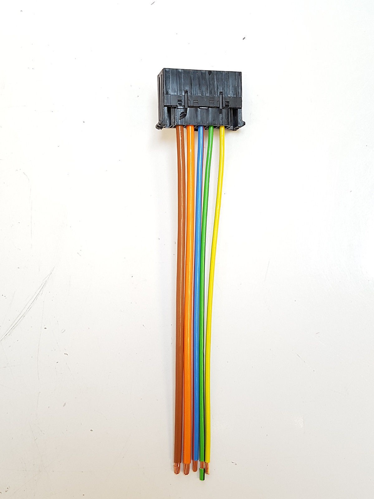 Heater Motor Fan Blower Resistor Wiring Loom For Vauxhall Adam Corsa D Corsa E