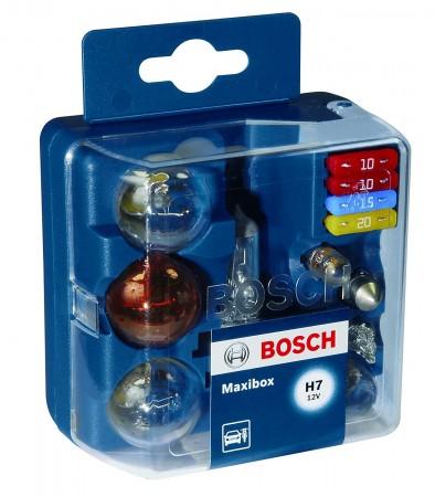 Bosch Maxibox H7 12V 55W Bulb Kit 1987301113