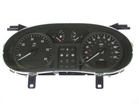 Genuine Vauxhall Vivaro Instrument Display