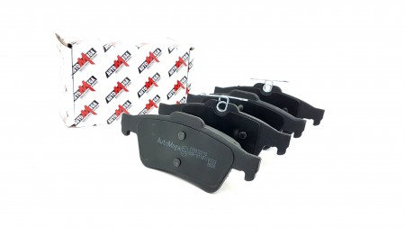 Vauxhall Front Brake Pad Set By Automega