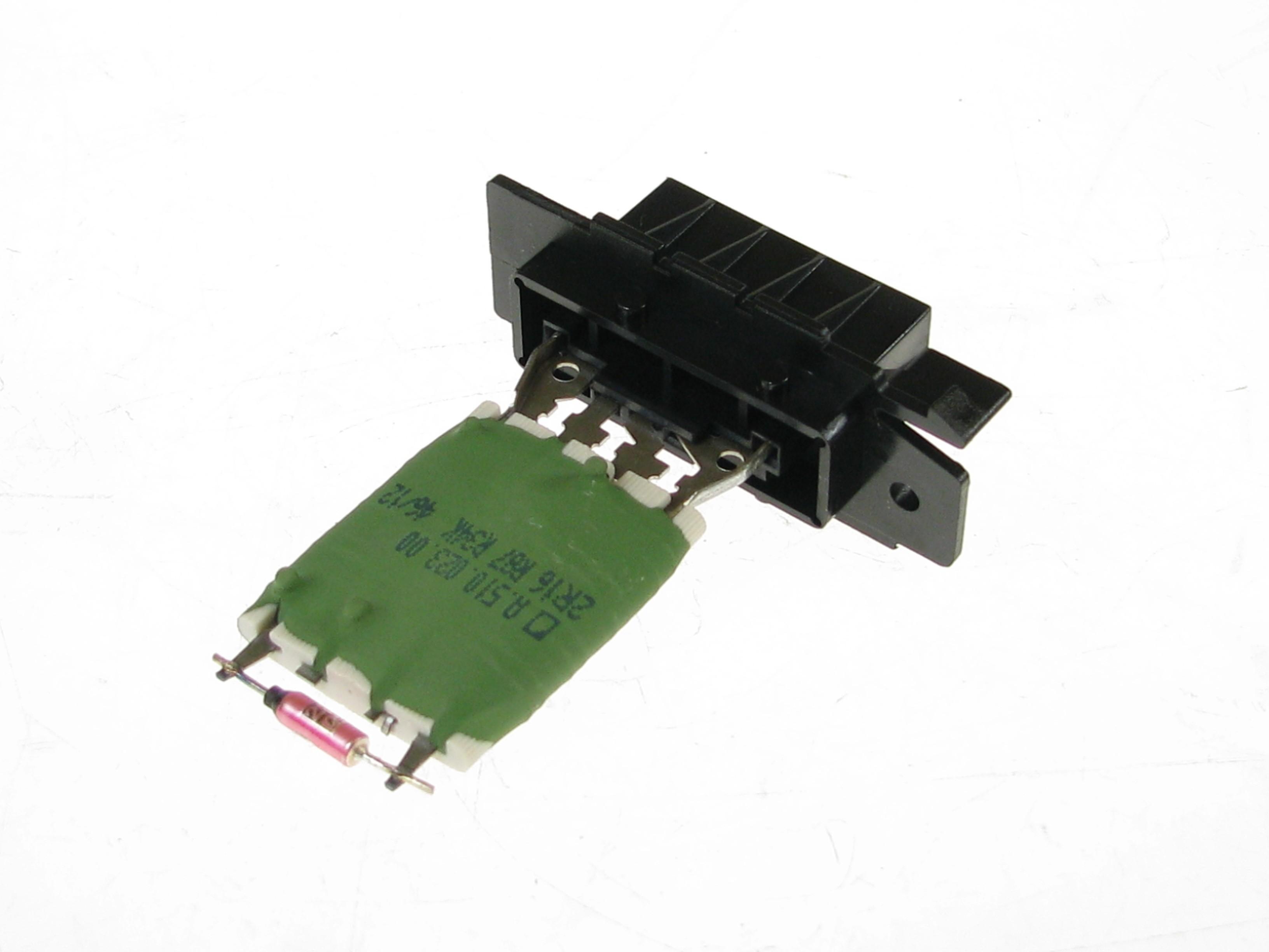 Heater Motor Fan Blower Resistor For Vauxhall Adam Corsa D Corsa E 2006-Onwards