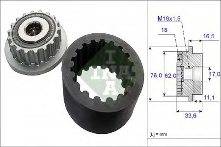 Flexible Coupling Sleeve Kit