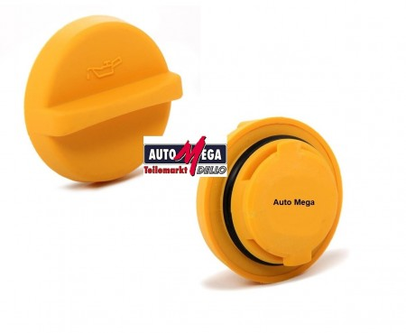Automega Engine Oil Filler Cap