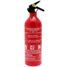 Vauxhall ABC Dry Powder Fire Extinguisher 1Kg 1151A at Autovaux Genuine Vauxhall Suppliers