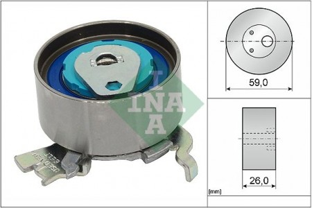 INA 55353810 Timing Belt Tensioner