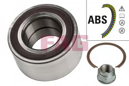 WHEEL BEARING, KIT