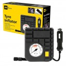 Vauxhall AA Compact Tyre Inflator 12V Analogue 5060114615007 at Autovaux Genuine Vauxhall Suppliers