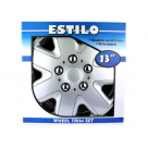 Vauxhall 13 INCH ESTILO WHEEL TRIMS BLIZZARD 62770 at Autovaux Genuine Vauxhall Suppliers