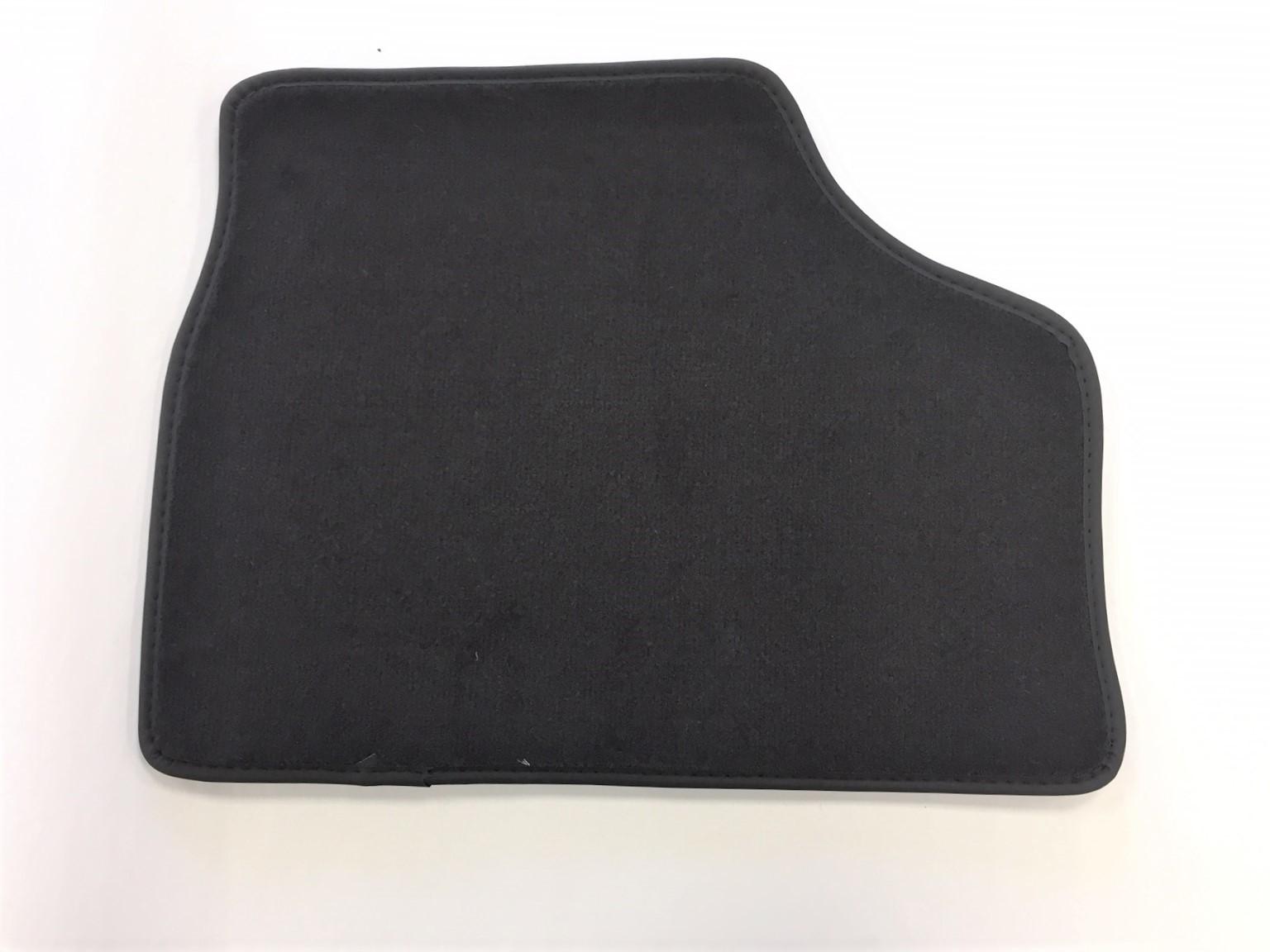 Genuine Vauxhall Insignia Anthracite Black Tailored Velour Carpet Mats Set