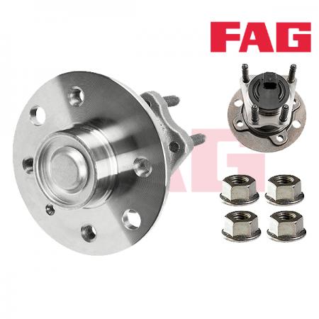 FAG Wheel Bearing Kit Gen 3E 93178625