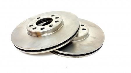 Automega 285mm Front Brake Disc Set