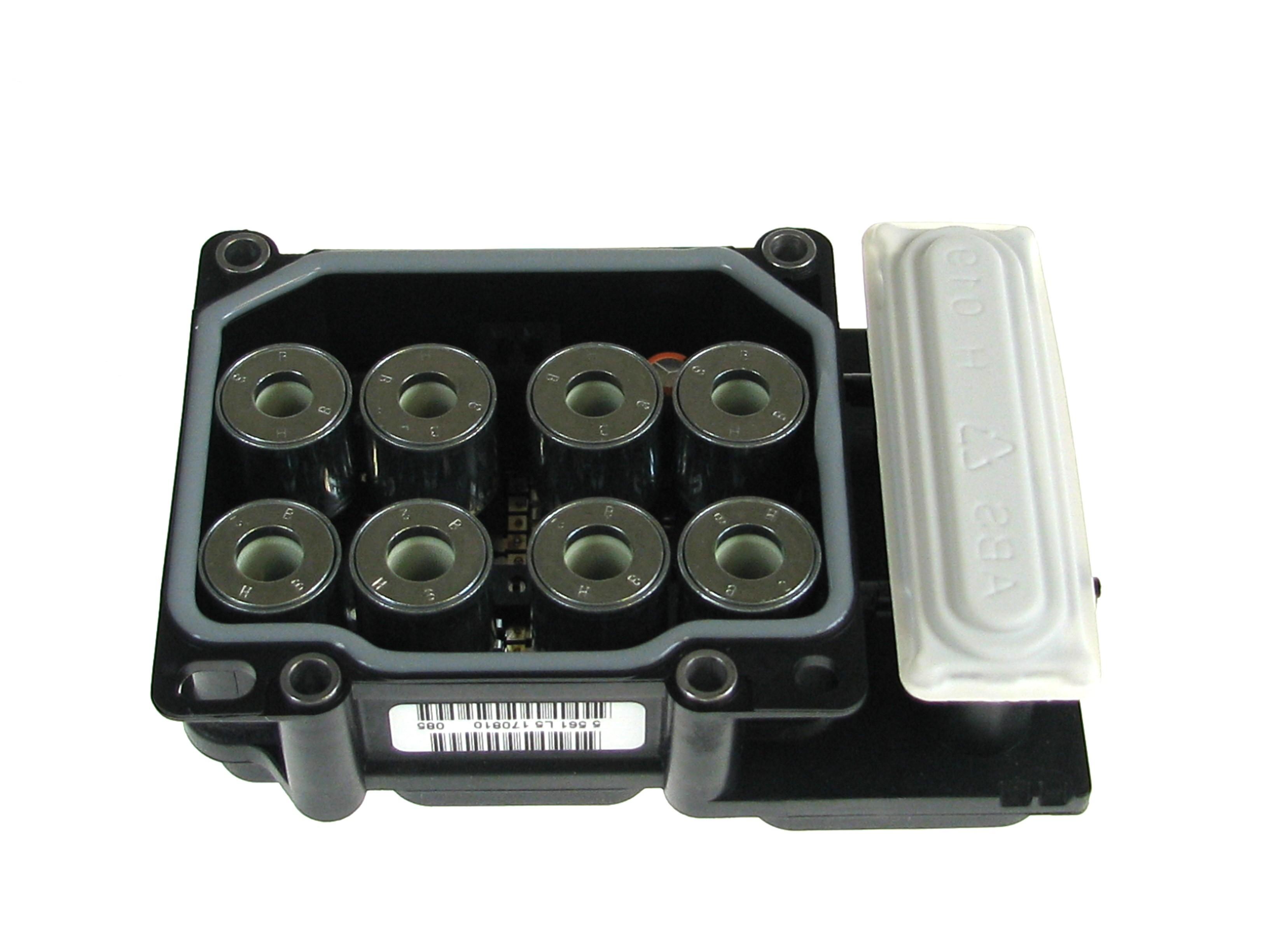 Vauxhall Corsa D ABS Hydraulic Control Unit
