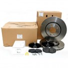 Vauxhall Vauxhall Vivaro Front Vented Brake Disc & Pad kit 95599295 at Autovaux Genuine Vauxhall Suppliers