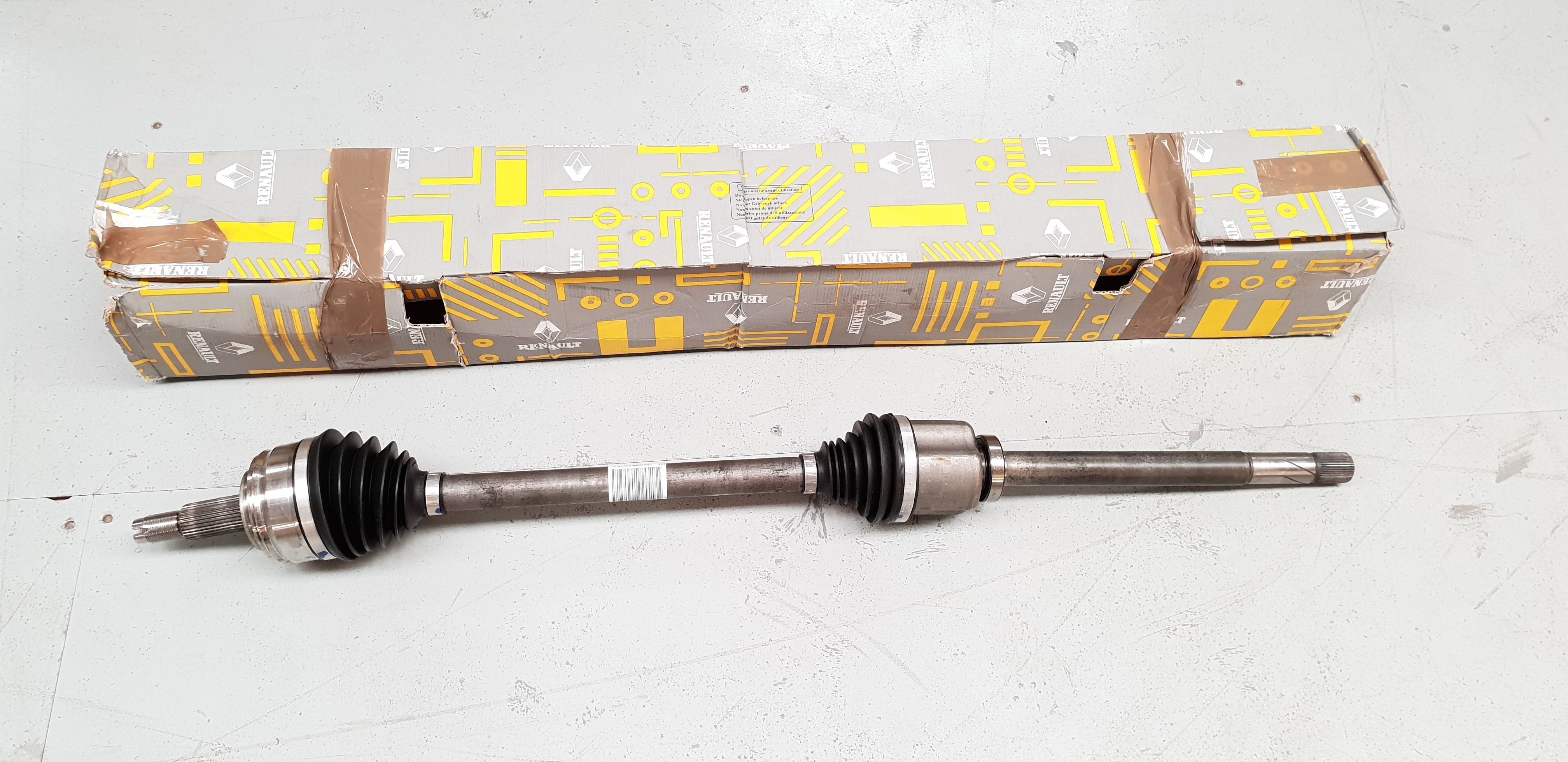 Driveshaft Propshaft Mounting for Opel Vauxhall Movano 2010 on