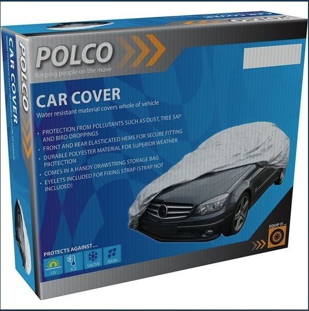 Extra Large Water Resistant Car Cover By Polco