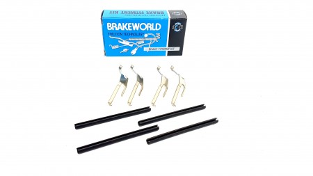 Vauxhall BRAKE PAD FITTING KIT