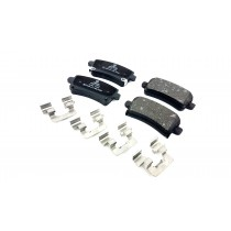 Vauxhall Genuine Vauxhall Insignia Rear Brake Pad Kit 95515497 at Autovaux Genuine Vauxhall Suppliers