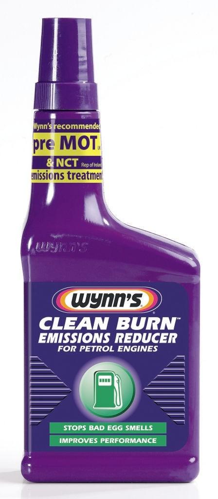 67264 Wynns Clean Burn Exhaust Emissions Reducer Additive