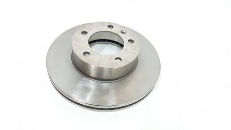 Delphi Front Plain Brake Disc (Single)