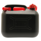 Vauxhall COSMOS 5L BLACK PLASTIC FUEL CAN 3103 at Autovaux Genuine Vauxhall Suppliers