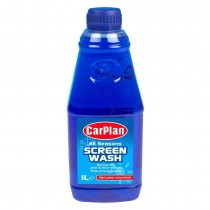 Vauxhall CarPlan All Seasons Concentrated Screen Wash - 1 Ltr SCREEN1LTR at Autovaux Genuine Vauxhall Suppliers