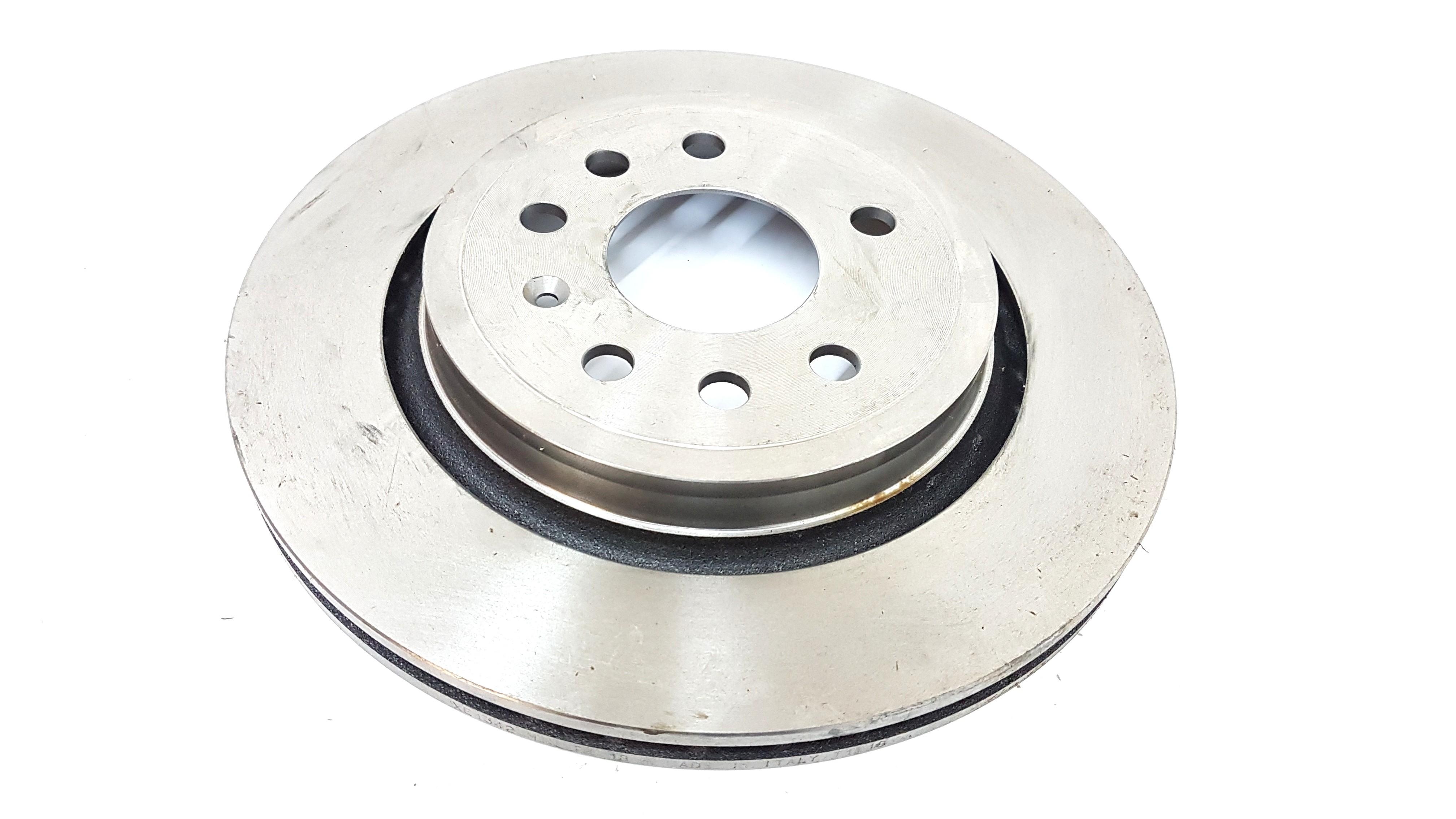 Rear Brake Pads Brake Discs 292mm Vented Opel Vectra C GTS 2.0 DTI 16V 2.2 16V