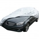Vauxhall Large Size Water Resistant  Car Cover By Polco POLC126 at Autovaux Genuine Vauxhall Suppliers