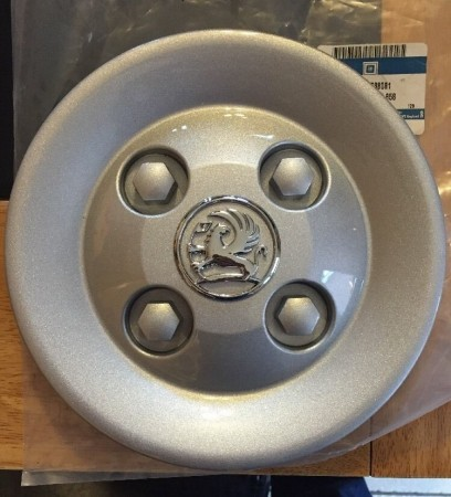 Vauxhall Astra G14 Inch Wheel Hub Cover