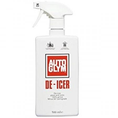 Autoglym De Icer 500ml Spray Bottle