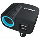 Vauxhall ENERGIZER TWIN USB CHARGER ADAPTOR 50500A at Autovaux Genuine Vauxhall Suppliers