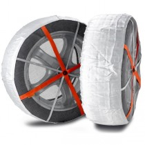 Vauxhall Autosock 580 High Performance Snow Sock Winter Traction AS580 at Autovaux Genuine Vauxhall Suppliers