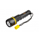 Vauxhall RING 3 LED RUBBER TORCH - 2AA RT5148 at Autovaux Genuine Vauxhall Suppliers