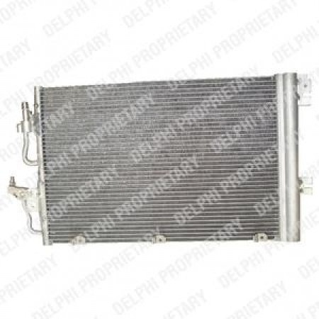 Vauxhall Astra H, Zafira B Air Conditioning Condenser with Dryer