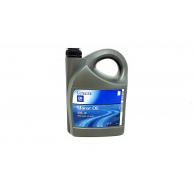 Genuine Vauxhall 5 Litre 10W 40 Semi Synthetic Oil