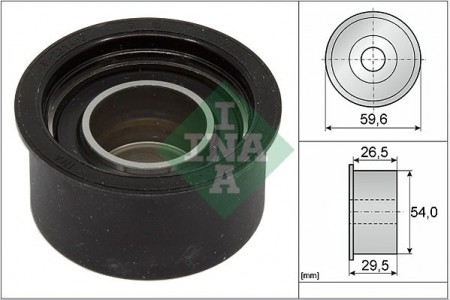 INA Timing Belt Guide Pulley